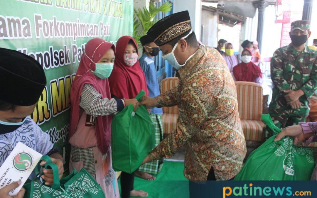 Yayasan Subur Makmur Sejahtera santuni anak yatim dan Dhuafa